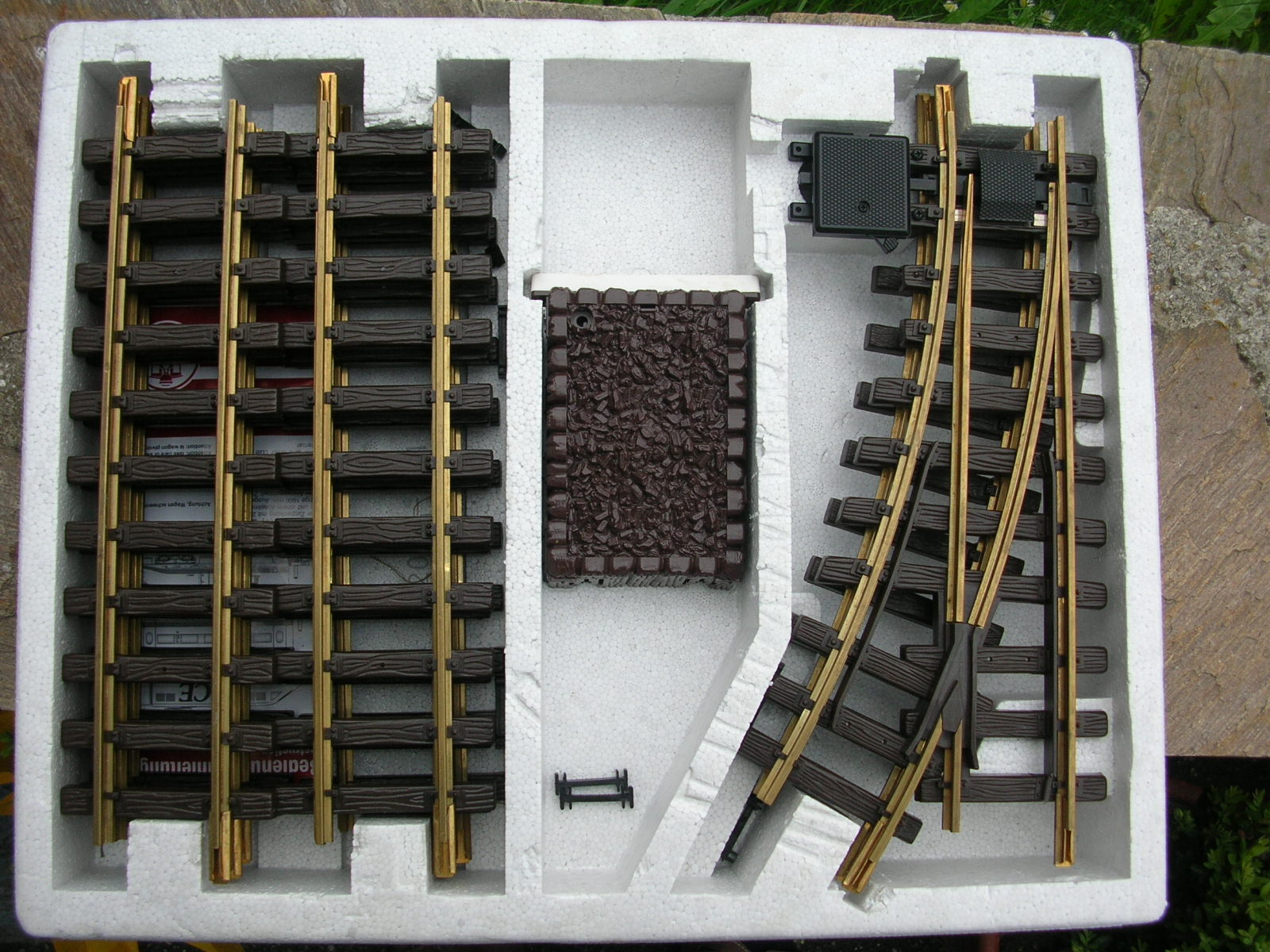 Prellbock -Set
