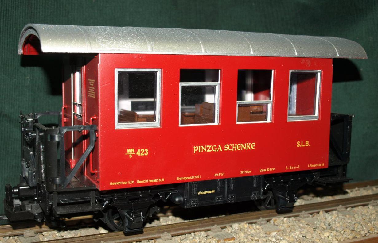Pinzga-Schenke, rot