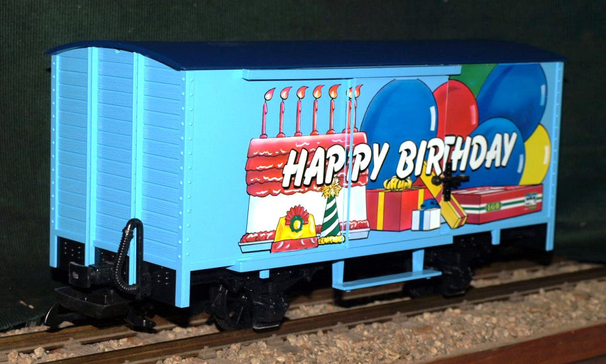 Happy Birthday-Sound-Waggon
