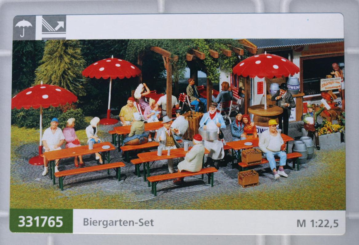 POLA Biergarten-Set