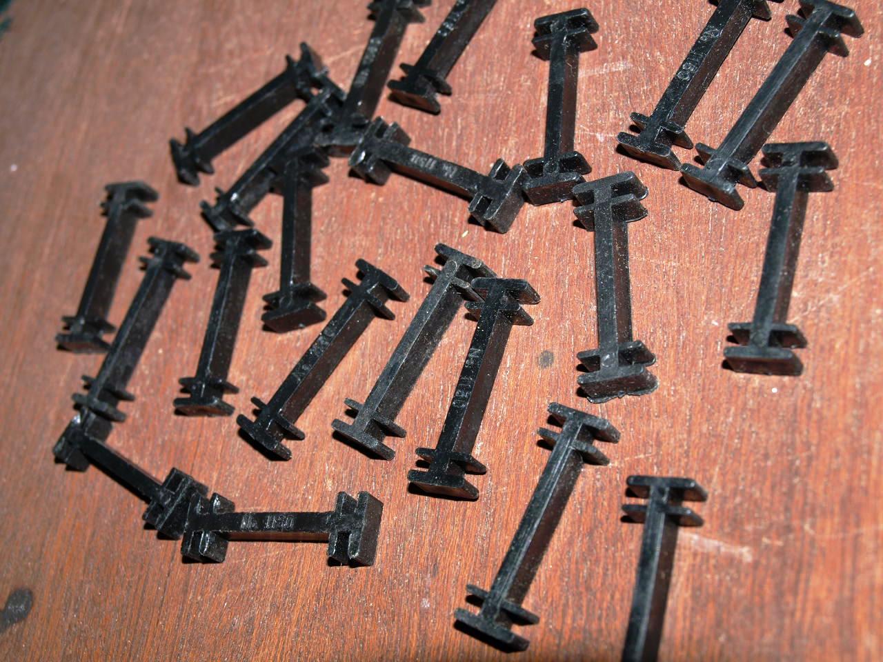 20 Gleisverbinder