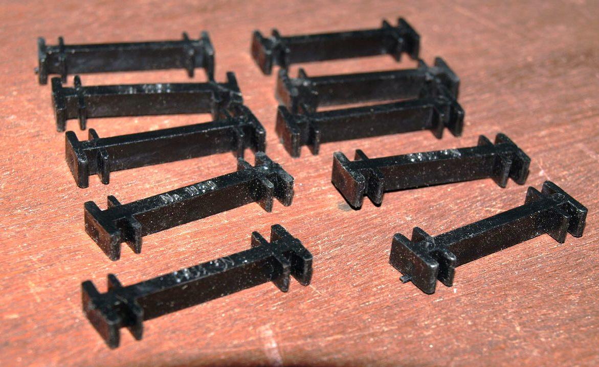 10 Gleisverbinder